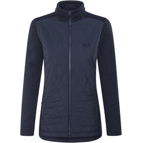 Jack Wolfskin Caribou Crossing Altis Jacket Women midnight blue